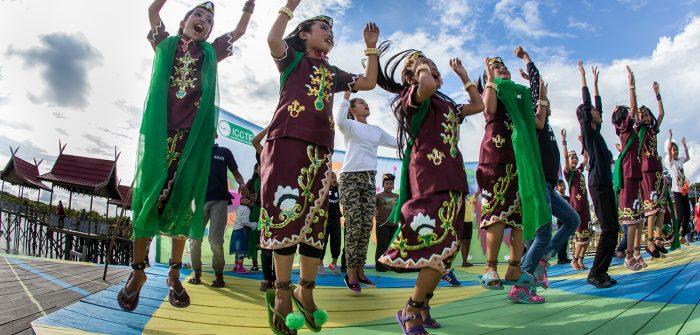 Festival Anak Sabangau 2017 A new generation of conservationists
