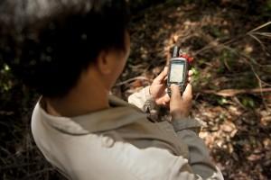 Hendri Using GPS 2
