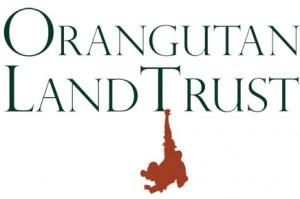 Orangutan Land Trust logo