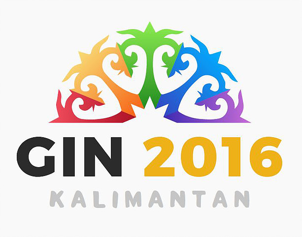 GIN Kalimantan logo