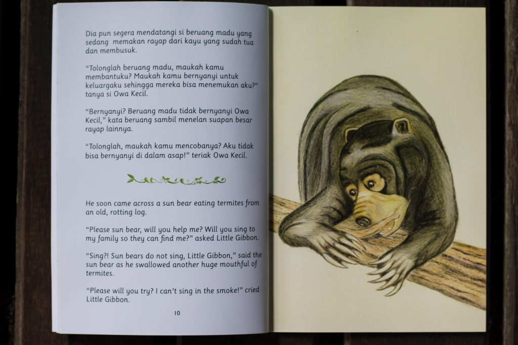 Gibbon story book-2