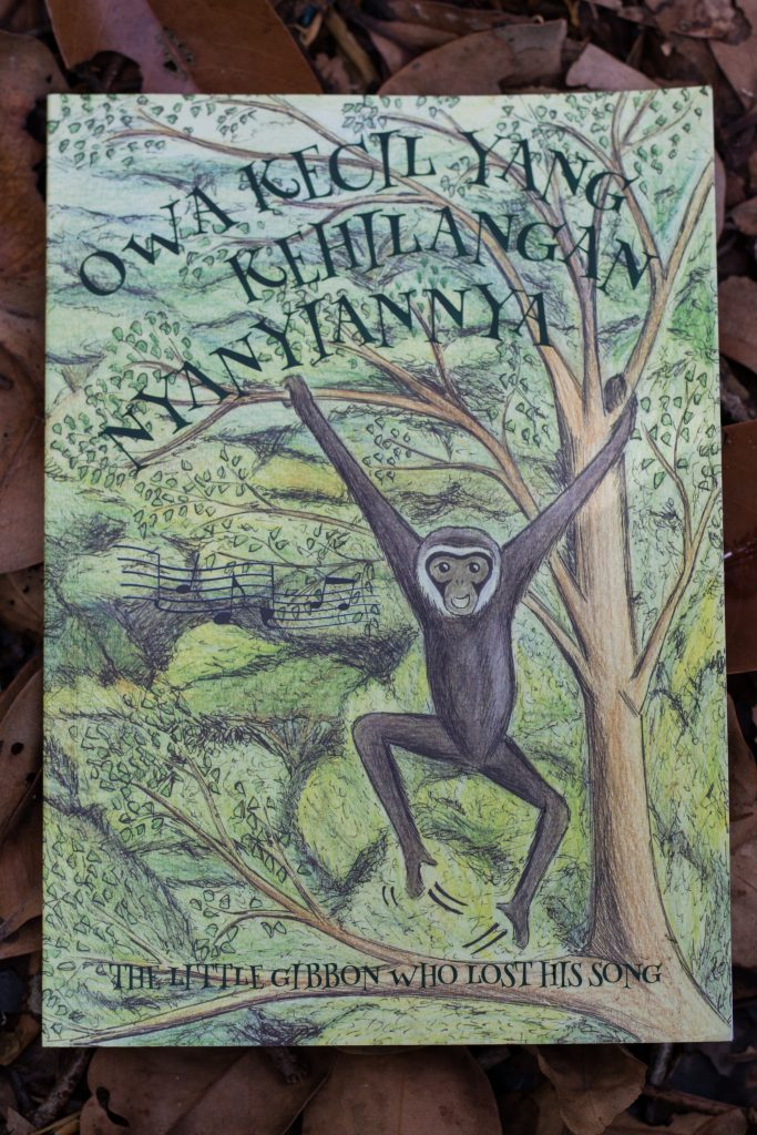 Gibbon story book-4