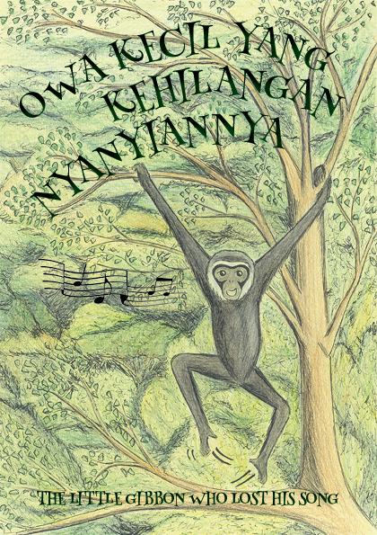 The Little Gibbon Who Lost His Song_FINAL FRONT COVER