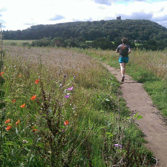 Nature Runner - fundraiser