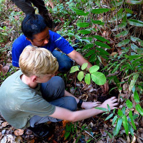 School expedition 2015