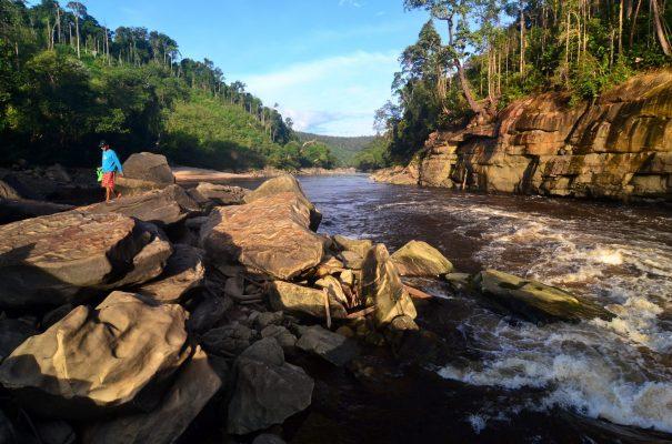 Barito Upriver