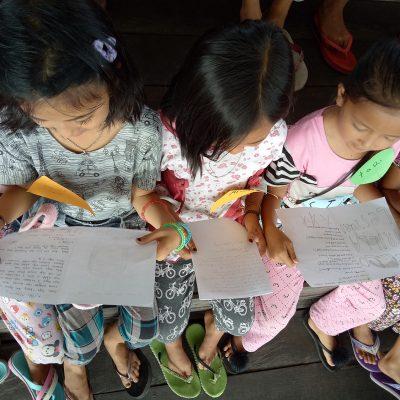 Education - Anak Sebangau
