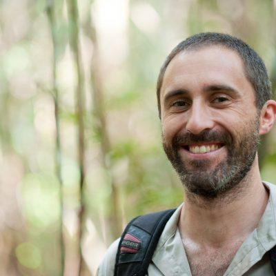 Mark Harrison (19) - Sabangau - Andrew Walmsley - 2012