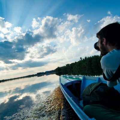 River landscape 11 - Sabangau - Andrew Walmsley - 2012