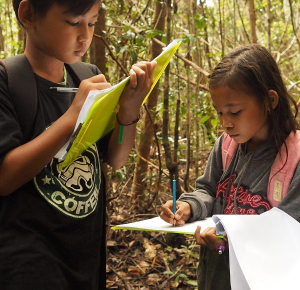 SDN 2 visit camp