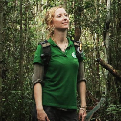 Suzanne Turnock in Sabangau 3 by Irma Sitompul crop